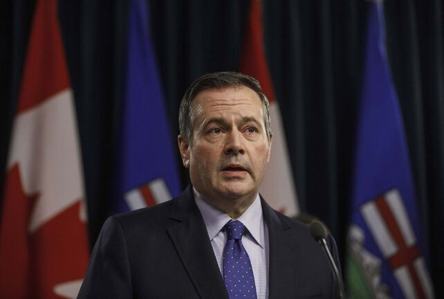 Last month Alberta Premier Jason Kenney shelved a report that explored ways the province could cut ties to Ottawa.</p>