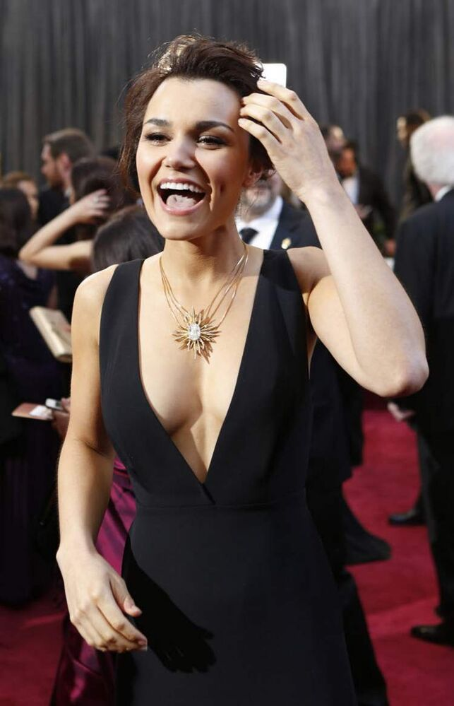 Samantha Barks (Wally Skalij/ Tribune Media MCT)