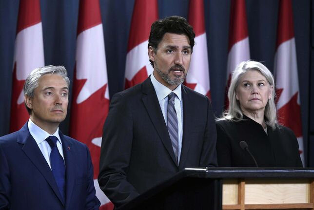 According to Prime Minister Justin Trudeau's office, the point of the Sunday-through-Tuesday get-together is to set priorities for the House of Commons' next session. (Justin Tang / Canadian Press files)