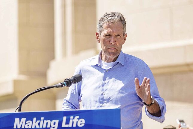 Premier Brian Pallister announced last week that a re-elected PC government will eliminate probate fees on estates and PST on wills.