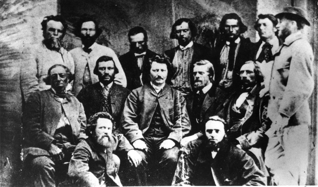 Louis Riel and his provisional government didn't get everything they wanted from Ottawa in their struggle for self-determination.