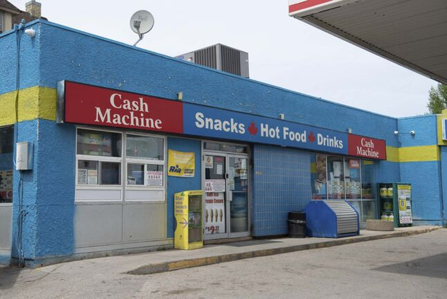 ALEX LUPUL / WINNIPEG FREE PRESS</p><p>The Isabel Street location of Walias Convenience store where a 13-year-old youth stabbed the clerk in the stomach after being told to put on a mask on February 26.</p>