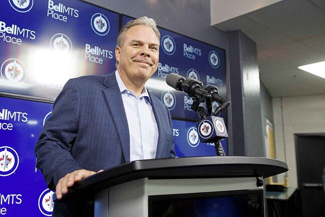 To date, the only tinkering Winnipeg Jets' General Manager Kevin Cheveldayoff has done to off-set a spate of injuries are three waiver-wire additions and a handful of Manitoba Moose callups.