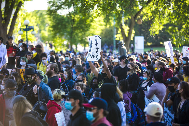 The petition that was circulated in conjunction with the recent Justice 4 Black Lives protest in Winnipeg was not the main focus of the public gathering, but it was newsworthy nonetheless.