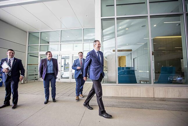 If Premier Brian Pallister wants to call an early election, he has few options for dates.