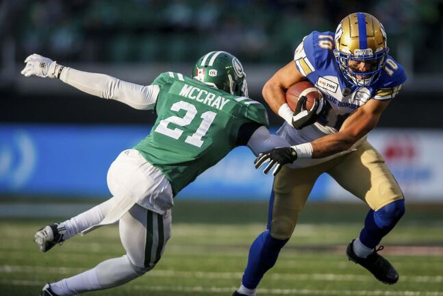 <p>Nic Demski will be back the Blue Bombers' lineup Sunday for the Labour Day Classic.