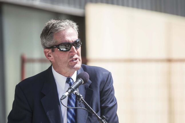 Premier Brian Pallister promises the province will kick in $5 million more in funding for the new Inuit Centre if it is matched by private donations.</p>