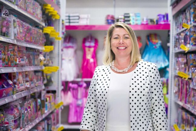 <p>Melanie Teed-Murch, CEO of Toys'R'Us Canada and Babies'R'Us Canada.</p>