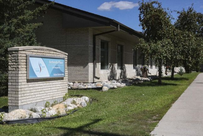 Bethesda Place Care Home in Steinbach, Manitoba.