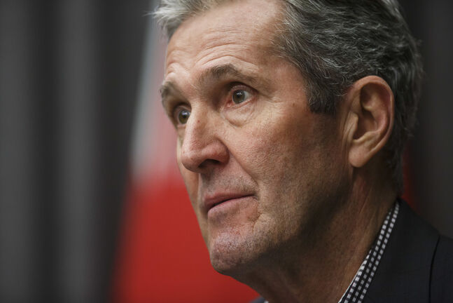 Manitoba premier Brian Pallister claimed he was taking a 25 per cent pay cut to help reduce government overhead during the pandemic, but it actually totals an eight per cent reduction to his gross pay.