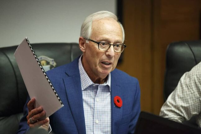 Former Winnipeg Mayor Sam Katz and his Winnipeg Goldeyes have a 25-year lease that is set to expire after the 2023 season.