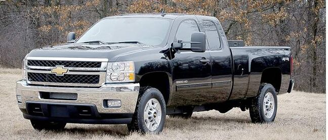 GMC trucks ranked second in the J.D. Power Initial Quality Survey, up from 12th last year.