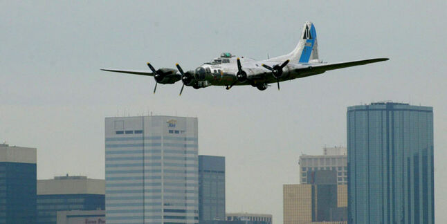 Members of the public will be able to climb into Sentimental Journey.