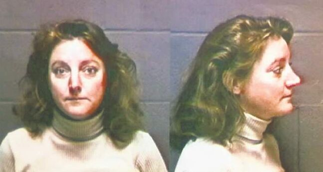 Jean Terese Keating, who fled to Minnedosa after being charged in connection with a woman's death, is pictured in 1997 handout photos provided by Oregon State Police.