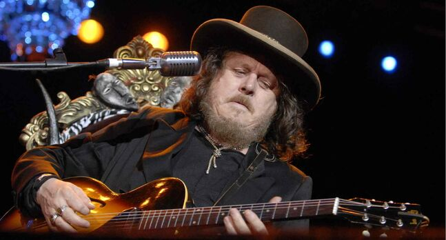 Zucchero is coming to Winnipeg in March.