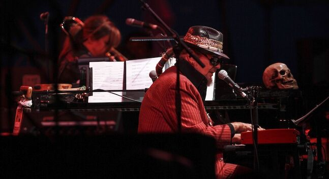 Dr. John & The Nite Trippers.