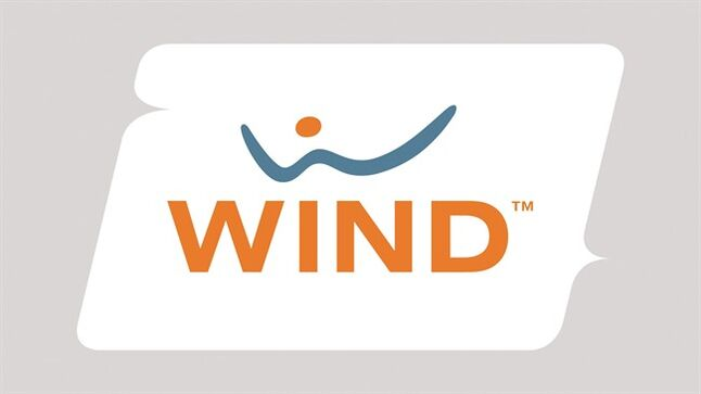 The logo of Wind Mobile is shown. THE CANADIAN PRESS/HO
