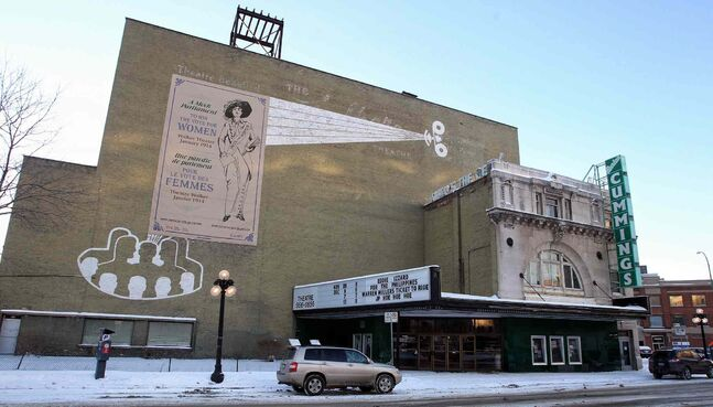 True North Sports & Entertainment is exploring partnership with two historic downtown theatres, including the Burton Cummings theatre.