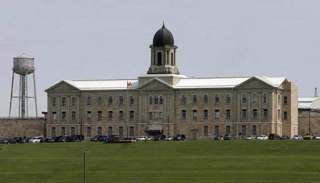 RCMP are investigating stabbings at Stony Mountain Institution.