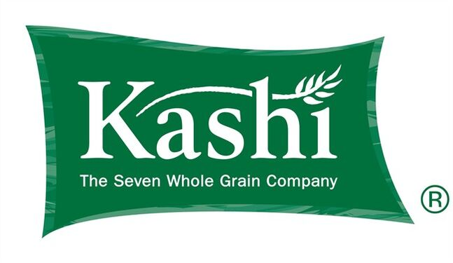 The Kashi logo is shown in a handout image. THE CANADIAN PRESS/HO, Kellogg Company