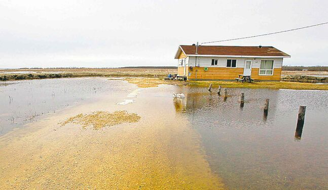 Lake St. Martin was among First Nations communities flooded in 2011.