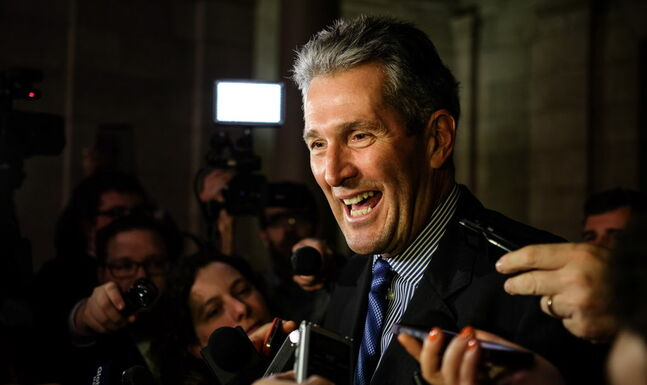 Brian Pallister: civil service numbers 'out of whack'
