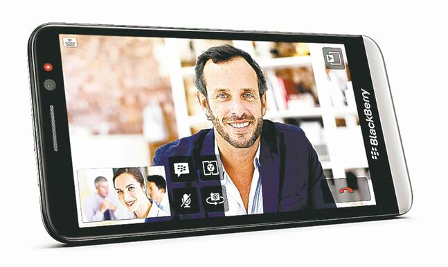 The BlackBerry Z30 will hit the market in the coming weeks. The Z30 comes with a five-inch display.