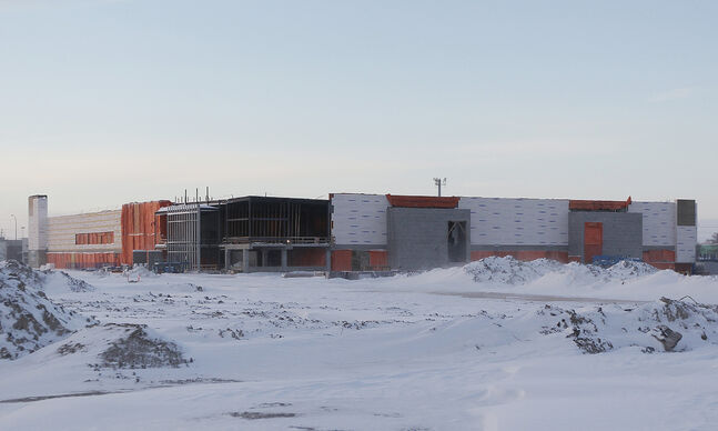 The new mixed-use facility at the former site of Canad Inns Stadium will include Winnipeg's lone stand-alone Target store.