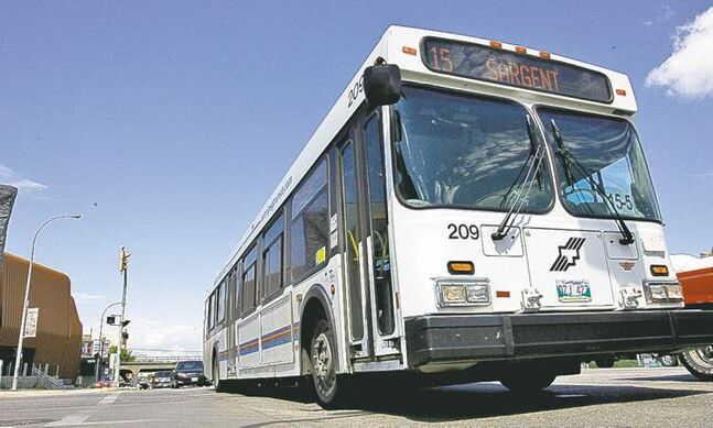 Winnipeg Transit drivers reported 400 assaults from 2000 to 2012.