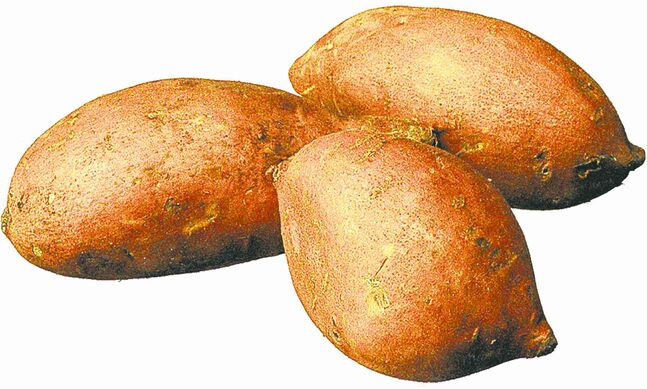 Sweet potatoes are a great-tasting complex carbohydrate.