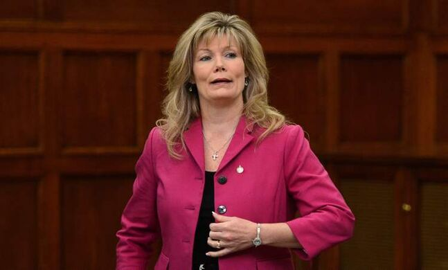 Conservative MP Shelly Glover