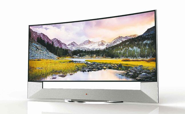 Samsung and LG announced they are taking TVs to a whole new level.