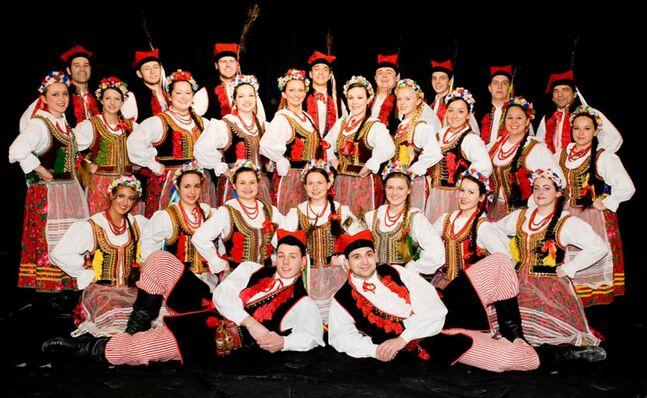 The Sokol Polish Folk Ensemble, the resident dance group of the Polish Gymnastic Association Sokol Winnipeg, will perform at Polish Fest.