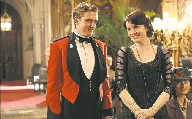 Downton Abbey, the viewership crown jewel in the PBS lineup, returns for a fourth season  in January.