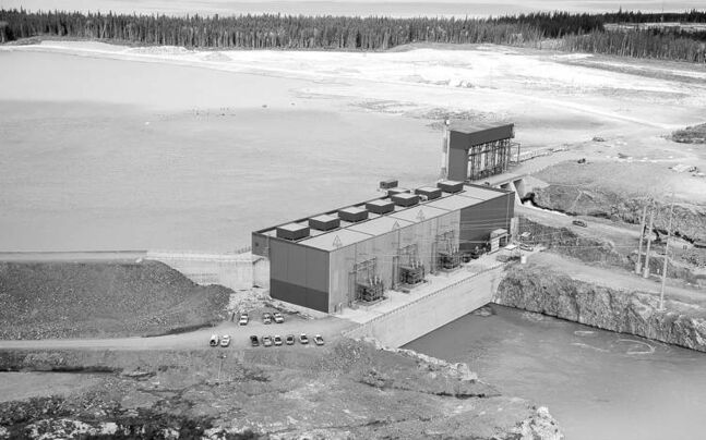 The $1.8-billion Wuskwatim generating station was supposed to cost half as much -- $900 million.