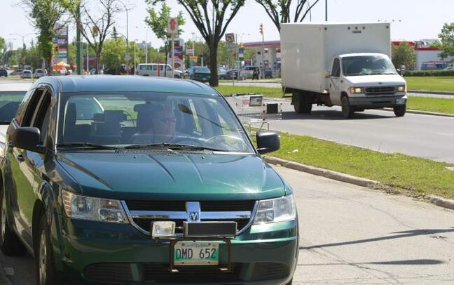 The Winnipeg Police Service in the hole $4.7 million because of reduced revenues from photo radar.
