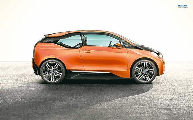 BMW says its i3 will have a range of 130 to 160 kilometres.