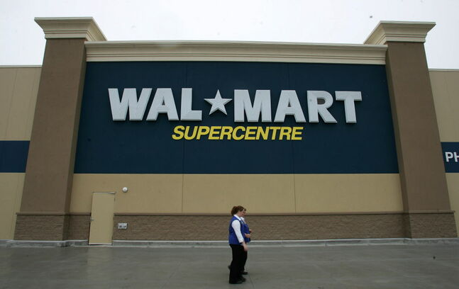 Walmart is returning to the area near Grant Park Mall with a super-centre set to open in 2015.
