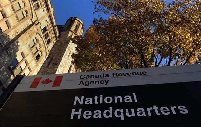 The Canada Revenue Agency headquarters in Ottawa is shown on November 4, 2011. After a three-year effort, the Canada Revenue Agency has failed to produce a new national strategy to combat the underground economy -- despite repeated requests to do so from cash-starved provinces. THE CANADIAN PRESS/Sean Kilpatrick