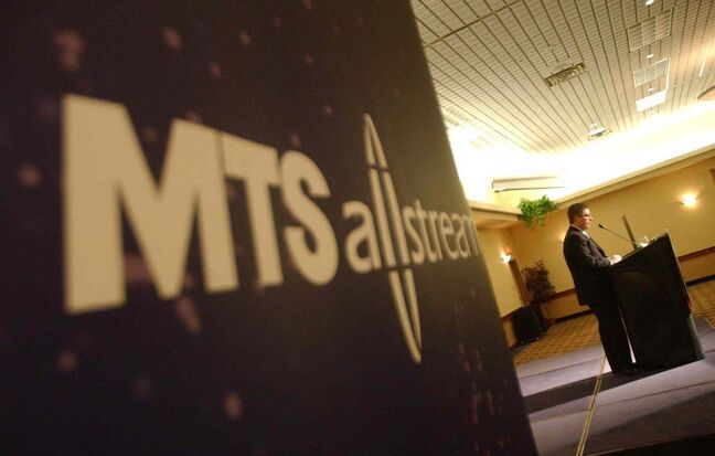 At 11:30 eastern time Tuesday, MTS shares were down eight per cent to $29.87 on very heavy trading.