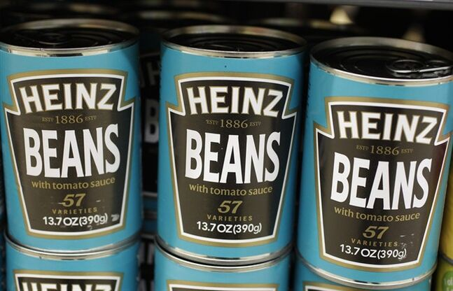 When U.S. stock trading began Friday, H.J. Heinz Co. was no longer listed on the Standard & Poor's 500 Index.