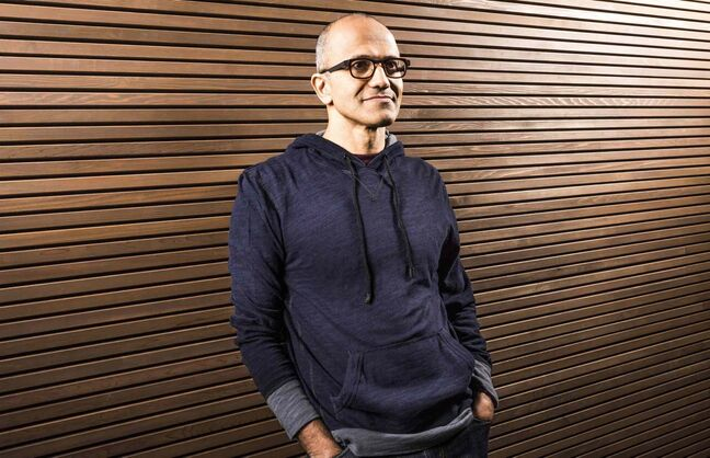 Longtime company executive Satya Nadella has been chosen to replace former CEO Steve Ballmer.