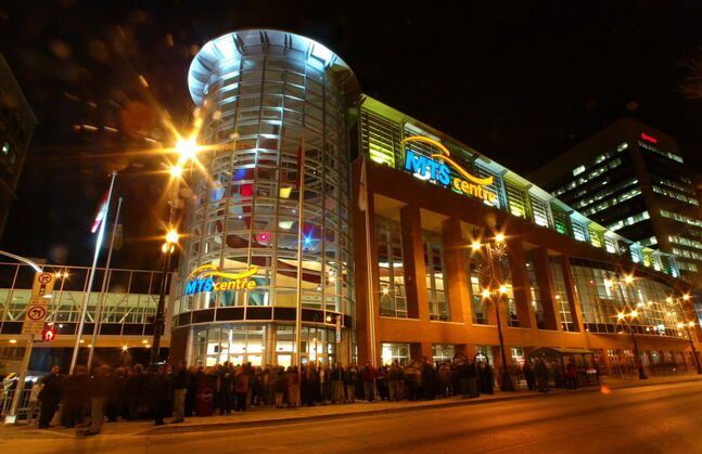 The detailed design of the MTS Centre is among MCW's accomplishments in Winnipeg.