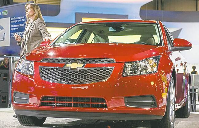 2014 Chevrolet Cruze Turbo Diesel