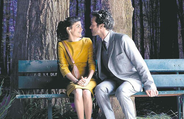 Romain Duris and Audrey Tautou have a surreal romance in Mood Indigo.