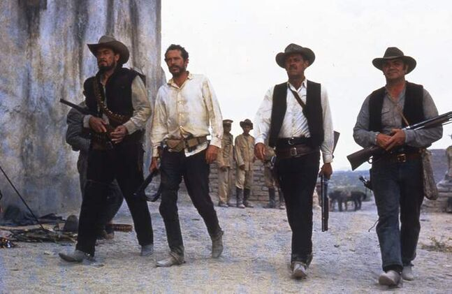 The heroes of 'The Wild Bunch' set the motley-crew standard for 'going out in a blaze of glory,' otherwise known as the 'neglecting to prepare adequately for retirement' financial plan.
