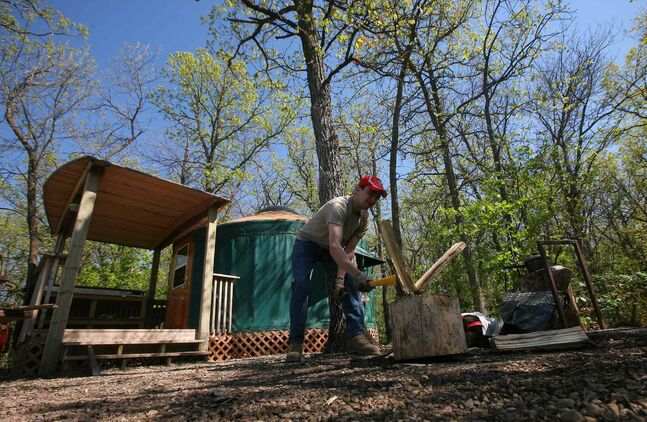 Time to make your reservation for summer time fun at one of Manitoba's provincial campgrounds. Bookings for yurts and cabins began Monday.