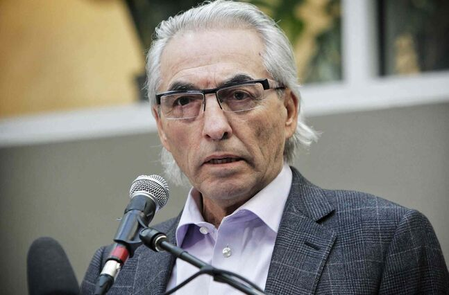 Former National Chief Phil Fontaine will speak at the U of W on Jan. 22.