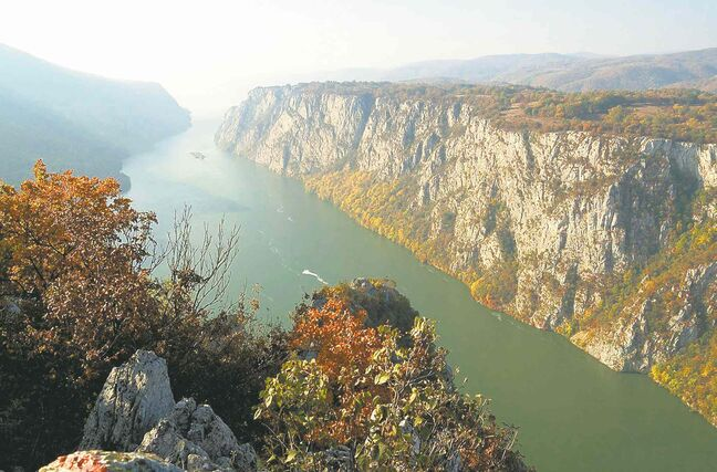 The Danube River cruise includes highlights from Prague to Budapest.
