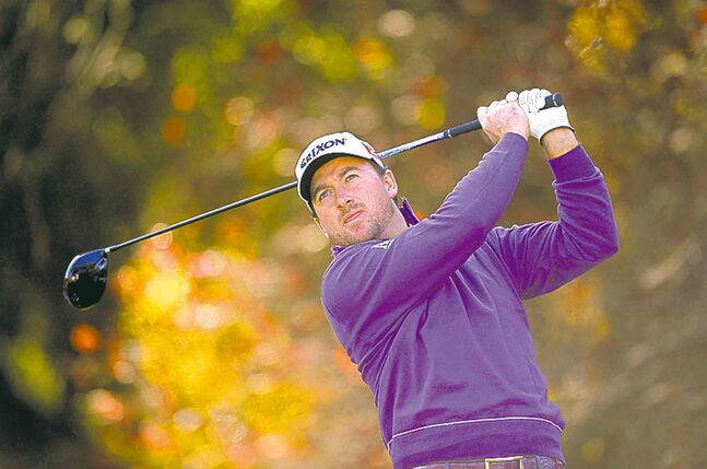 Northern Ireland's Graeme McDowell is desperate to make the Ryder Cup team.